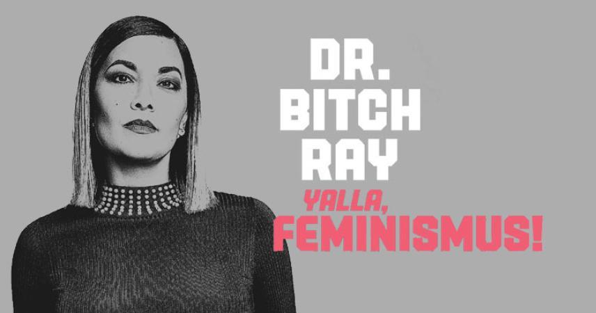 Reyhan Şahin: Yalla Feminismus!